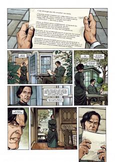 Extrait de Sherlock Holmes Society -6- Le Champ des possibles