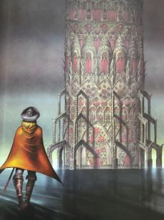 Extrait de (AUT) Linsner - The Art of Joseph Michael Linsner
