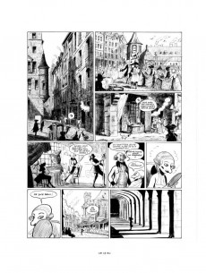 Extrait de Mozart à Paris - Tome TL