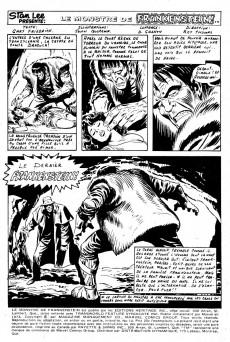 Extrait de Le monstre de Frankenstein (Éditions Héritage) -10- Le dernier Frankenstein!