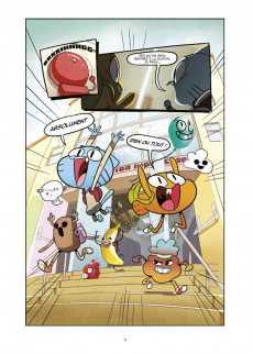 Extrait de Gumball (The Amazing world of) -1- Volume 1