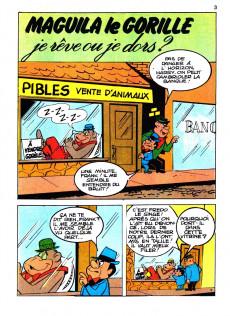Extrait de Maguila le gorille -3- Je rêve ou je dors ?