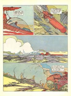 Extrait de Métamorphoses (Schuiten/Renard) -2a1986- Le rail