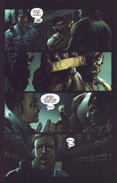 Extrait de Punisher Max (Marvel Icons) -1- Tome 1