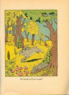 Extrait de (AUT) Tillieux - Le complot des lapins