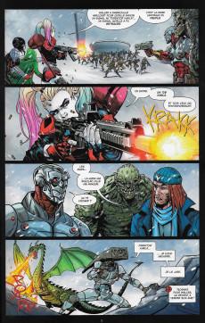 Extrait de Suicide Squad Rebirth -5- Qui aime bien, châtie bien