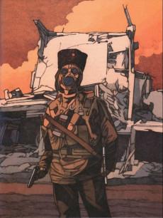 Extrait de (AUT) Hyman - Kaboul et autres souvenirs de la troisième guerre mondiale