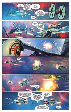 Extrait de Star Wars - Poe Dameron -5- La légende Retrouvée
