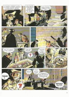 Extrait de L'Épervier (Pellerin) -1a2003- Le Trépassé de Kermellec