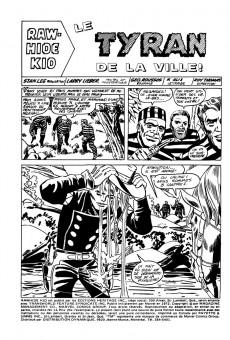 Extrait de Rawhide Kid (Éditions Héritage) -13- Le tyran de la ville!