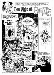 Extrait de Creepy (1964) -65- (sans titre)