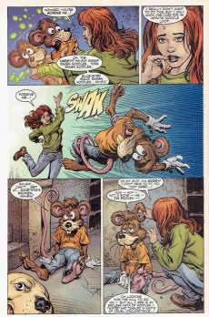Extrait de Howard the Duck (2002) -3- Bad girls don't cry