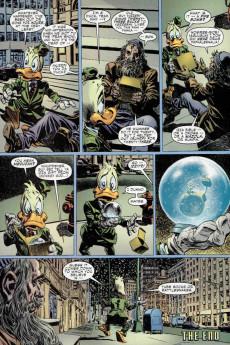 Extrait de Howard the Duck (2002) -6- Creator's rights