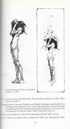 Extrait de (AUT) Jones, Jeff -2000- Jeffrey Jones Sketchbook