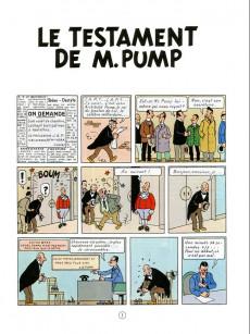 Extrait de Jo, Zette et Jocko (Les Aventures de) -1e16- Le testament de M. Pump