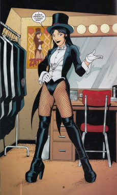 Extrait de Zatanna: Everyday Magic (2003) - Zatanna: Everyday Magic