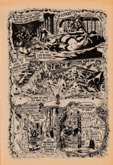 Extrait de Zap Comix (1967) -6a- Zap Comix #6