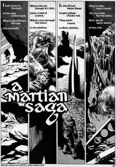 Extrait de Creepy (1964) -87- Planet Mars Special Issue!