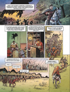 Extrait de Caen -1- De Guillaume le Conquérant à la guerre de Cent Ans - De 210 à 1450 ap. J.-C.