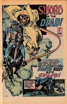 Extrait de Adventure Comics (1938) -425- The Wings of Jealous Gods