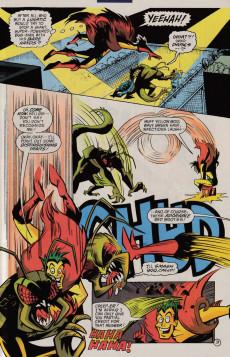 Extrait de Adventures in the DC Universe (1997) -17- All Hellgrammite Breaks Loose!