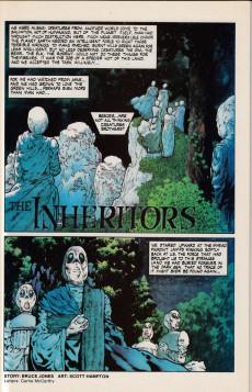 Extrait de Alien Worlds (Pacific comics - 1982) -3- Issue # 3