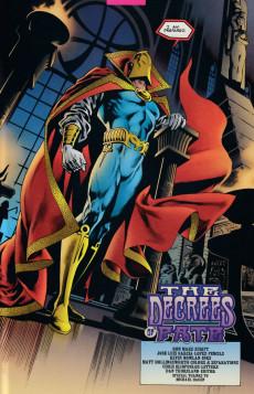 Extrait de Doctor StrangeFate (Amalgam Comics - 1996) -1- Doctor StrangeFate #1