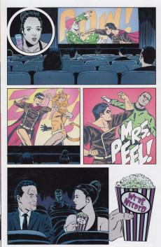 Extrait de Steed and Mrs. Peel (Boom! Studios - 2012) -0- The Dead Future