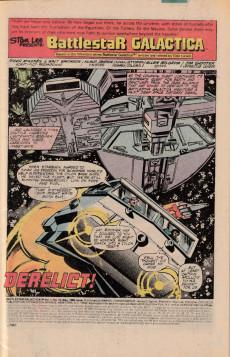 Extrait de Battlestar Galactica (1979) -15- Derelict!