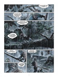 Extrait de Thorgal (Les mondes de) - Kriss de Valnor -8- Le maître de justice