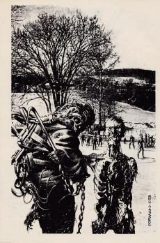 Extrait de December: A Tale of Hitch: The Roadkill - December