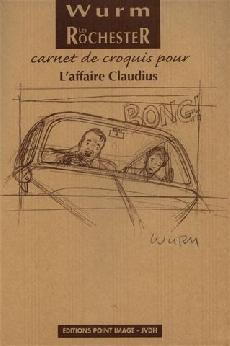 Extrait de Les rochester -HS- Carnet de croquis pour l'affaire Claudius