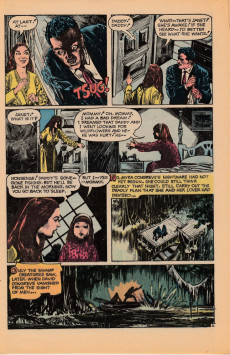 Extrait de Forbidden Tales of Dark Mansion (1972) -10- Forbidden Tales of Dark Mansion #10