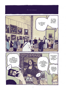 Extrait de Les chats du Louvre - Tome INT