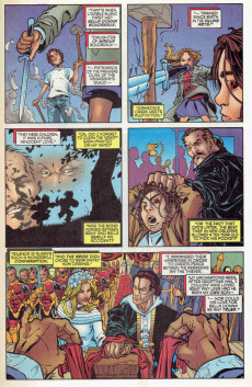 Extrait de Gambit (1999) -1- The man of steal
