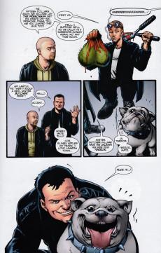 Extrait de CBLDF Presents (The): Liberty Comics (2008) -1a- The CBLDF Presents: Liberty Comics #1
