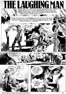 Extrait de Creepy (1964) -113- Special Berni Wrightson Issue!