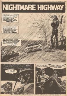 Extrait de Creepy (1964) -117- The Beast