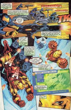 Extrait de Iron Man Vol.3 (Marvel comics - 1998) -2- Hidden assets