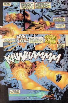 Extrait de Iron Man Vol.3 (Marvel comics - 1998) -3- The art of the deal