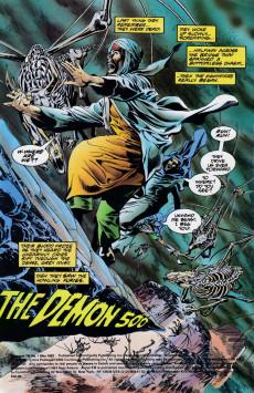 Extrait de Samuree (1993) -1- The Demon 500