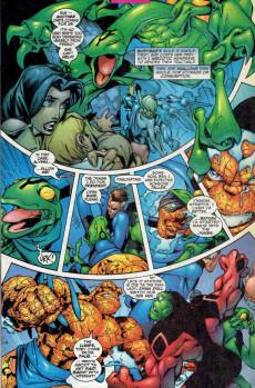 Extrait de Fantastic Four (1998) -7- Seize the child