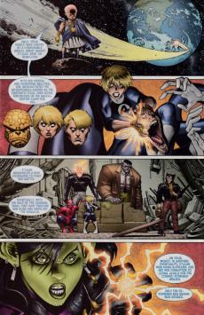 Extrait de What If This Was the Fantastic Four? - What If This Was the Fantastic Four?: A Tribute to Mike Wieringo #1