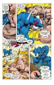 Extrait de X-Men (L'intégrale) -35- X-Men : l'intégrale 1993 (IV)