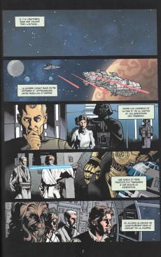 Extrait de Star Wars - Infinities - Tome INT
