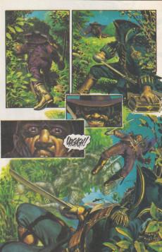 Extrait de A decade of Dark Horse (1996) -1- A decade of Dark Horse #1