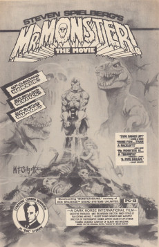 Extrait de Dark Horse Presents (1986) -33- Dark Horse Presents #33