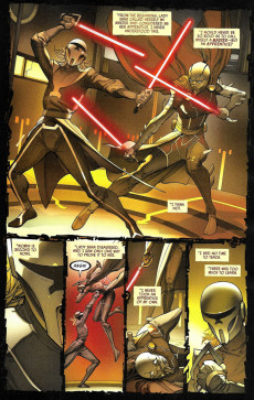 Extrait de Darth Vader (2017) -22- Fortress Vader Part IV