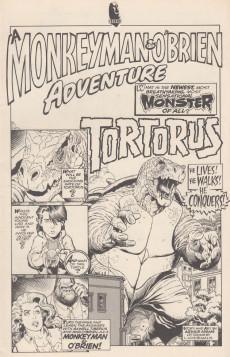 Extrait de Dark Horse Presents (1986) -80- Dark Horse Presents #80