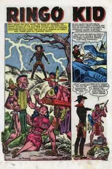 Extrait de Ringo Kid Western -3- (sans titre)